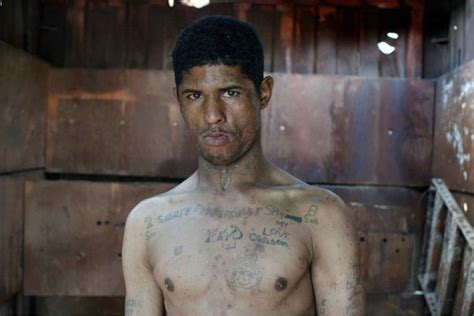 prison ink tattooed members of south africa s gangs