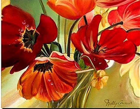 cuadros al oleo de flores modernos cuadros modernos pinturas y dibujos cuadros al 243 leo de