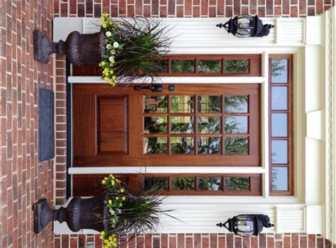 Front Windows Decorating 25 Inspiring Door Design Ideas For Your Home