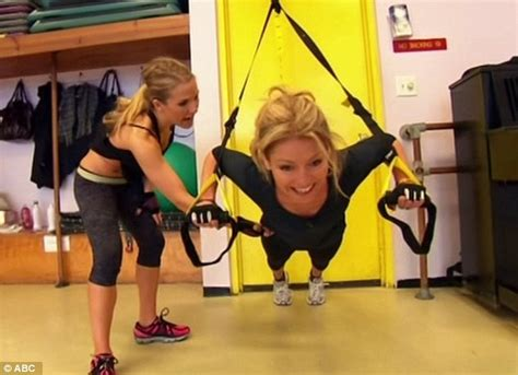 kelly ripa workout routine 2013 kelly ripa workout routine 2013 the gallery for gt kelly