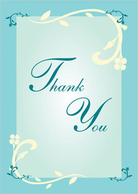 Thank You Cards - thanksgiving cards thank you cards free thank you greetings