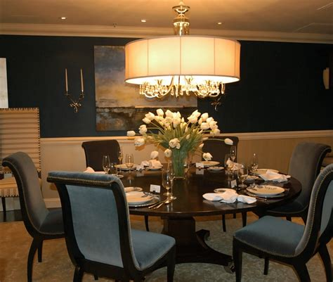 dining room designs elegant modern style round table 25 dining room ideas for your home