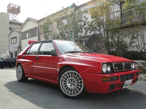 lancia delta integrale rightdrive usa