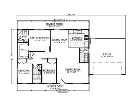 easy to build floor plans house plans easy to build house and home design