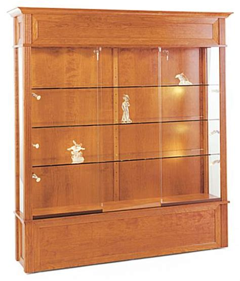 trophy display cabinets with glass doors this glass trophy case with internal lighting creates a