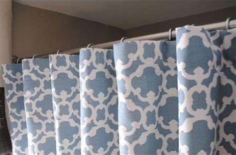 make your own shower curtain hooks home dzine bathrooms make a designer shower curtain