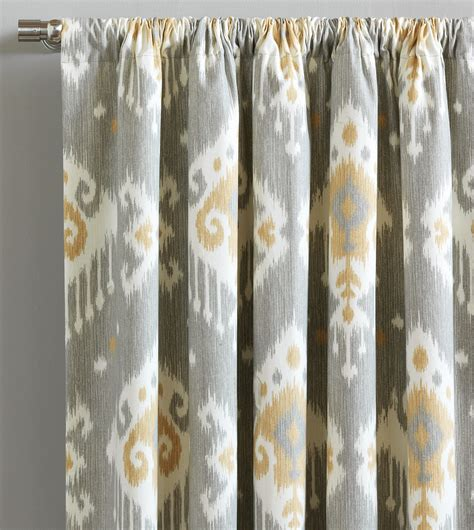 eastern accents drapes niche luxury bedding by eastern accents downey curtain panel