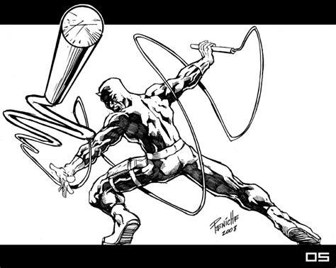 Marvel Heroes Daredevil by Fpeniche on DeviantArt