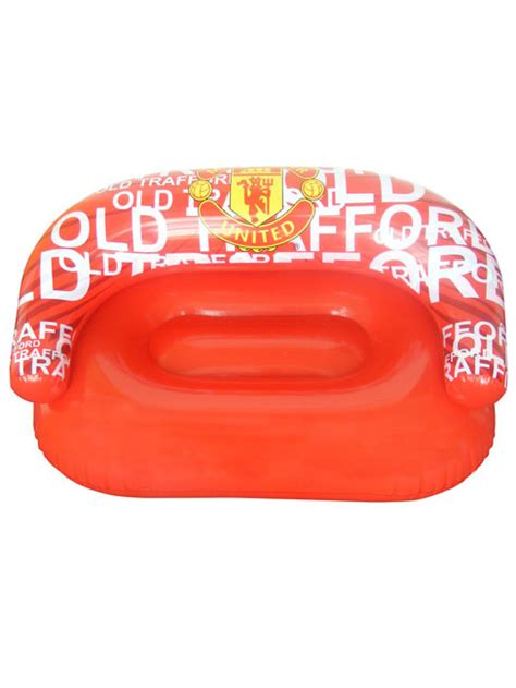Inflatable Sofa Uk by Manchester United Storage