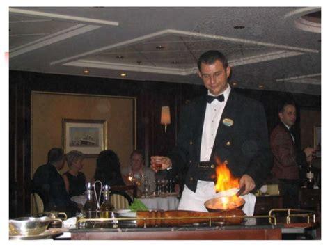 dining room service