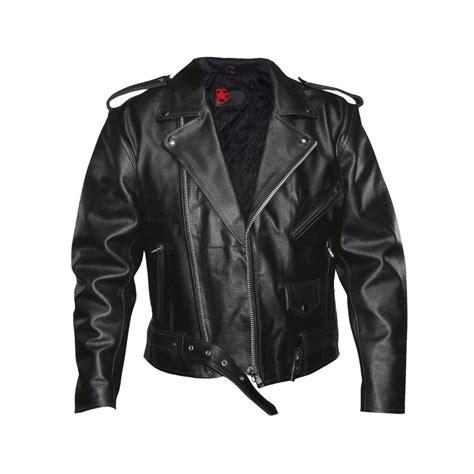 chaquetas en cuero chaqueta clasica de cuero demons shop