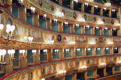 teatro la fenice  schedule official