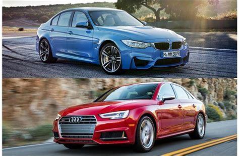Bmw M3 Vs Audi S4 by 2018 Bmw M3 Vs 2018 Audi S4 To U S News