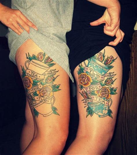 thighs tattoos 30 thigh tattoos that are sure to get attention