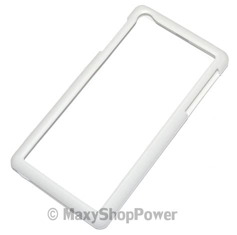 Bumper Sony Z1 maxy custodia bumper sony xperia z1 c6903 white