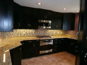 kitchen cabinets espresso hand crafted maple kitchen cabinets espresso stain solid 3 4 plywood boxes by ecostruction llc