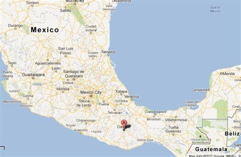 oaxaca mexico map week in oaxaca a mexican sky