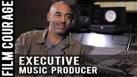 what s the job of an executive music producer on a movie