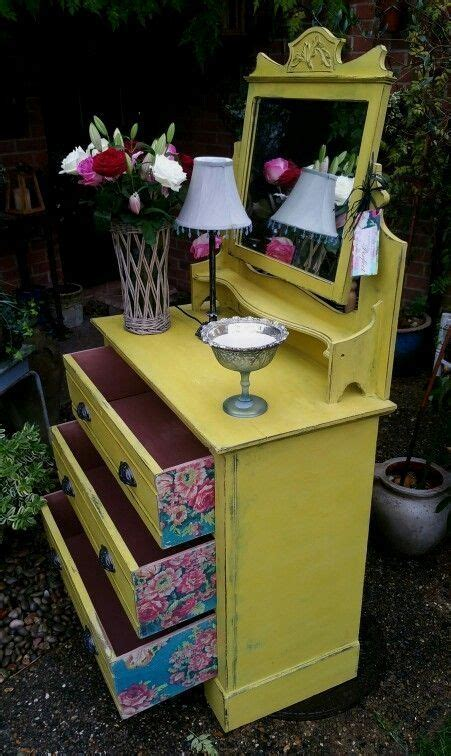 Sofa Shabby Chic Chester Yellow 1175 best painted furniture images on painted furniture painted dining chairs and