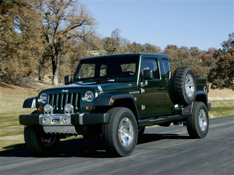 2020 Jeep Gladiator by 2020 Jeep Gladiator Truck Rendered As 6x6