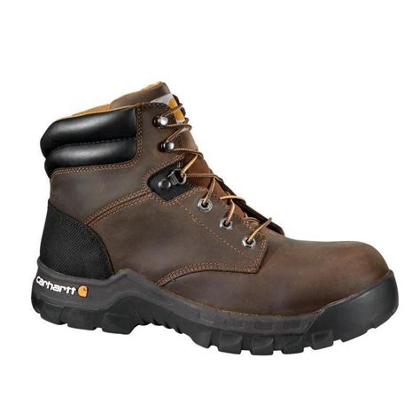 carhartt womens 6in composite toe eh work boots cwf5355