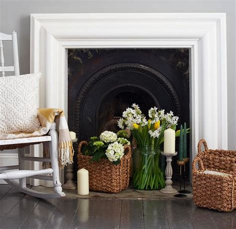 unused fireplace ideas the winter hearth and chairs on pinterest