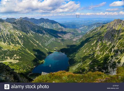 Eye Of The Sea lake morskie oko eye of the sea zakopane carpathian
