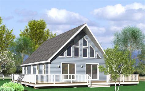 chester chalet modular home floor plan