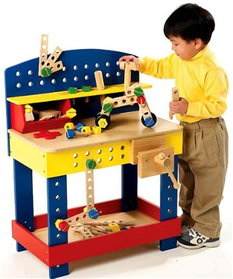 kidkraft 72 piece activity tool bench
