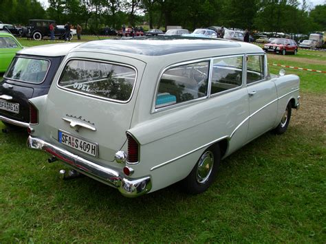 opel olympia 1958 opel olympia information and photos momentcar