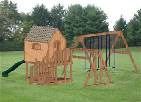 castle swing set plans wooden castle swing set plans woodworking projects plans