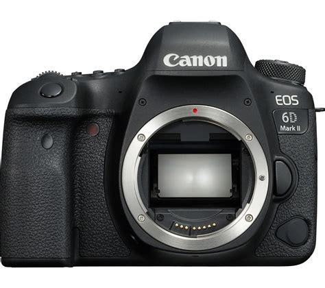 eos 6d dslr canon eos 6d ii dslr black only deals