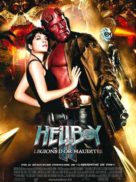 hellboy 1 semilla de hellboy ii les l 233 gions d or maudites film 2008 allocin 233