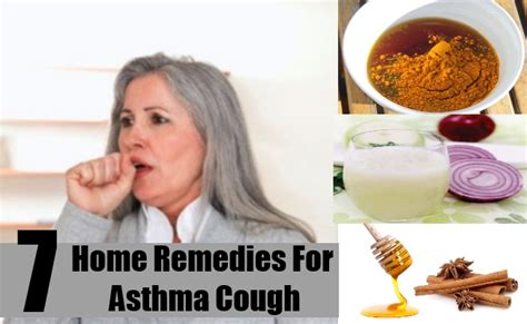 home remedies for asthmatic coughing