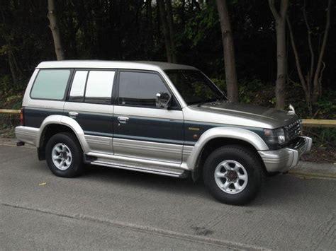 mitsubishi pajero 1992 1992 mitsubishi pajero 2 5td exceed lwb 5 door four wheel