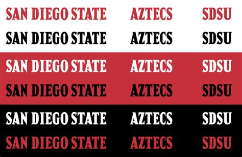 san diego state colors brand new san diego state aztecs