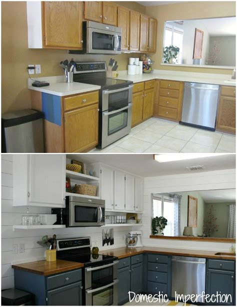 budget kitchen cabinets my painted kitchen cabinets five years later domestic