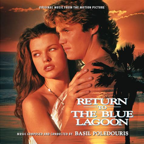 film blue soundtrack return to the blue lagoon soundtrack announced film