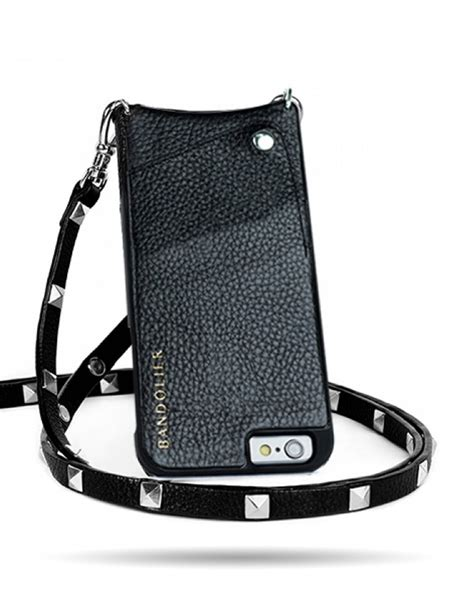 bandolier sarah crossbody case  iphone  pluss