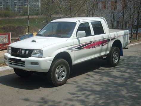 mitsubishi strada modified mitsubishi 2015 strada autos post