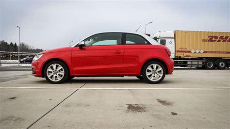 Audi A1 Grundpreis by Audi A1 1 4 Tfsi Ambition S Tronic Im Fahrbericht Motoreport