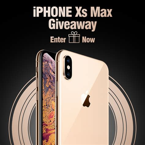 win an apple iphone xs max 256gb smartphone giveaway best free giveaways