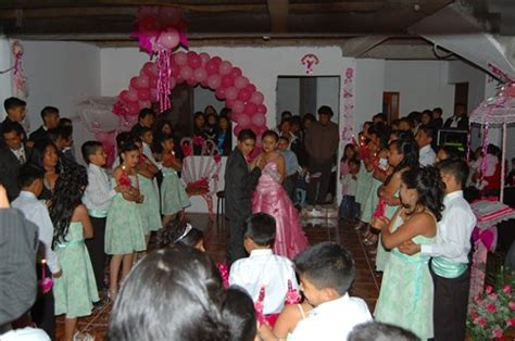 birthday themes 15 year olds the party for the 15 year old girls birthday in ecuador