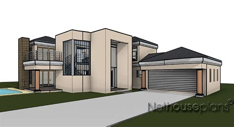 4 bedroom double story house plans modern tuscan style house plan bedroom double storey floor