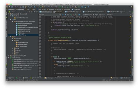 android studio ble tutorial android studio bluetooth low energy ble advertisements