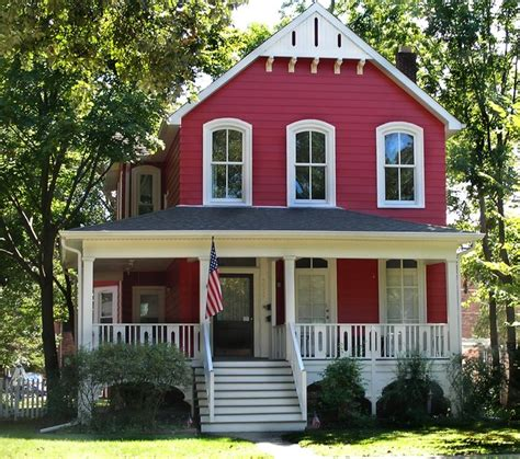 Chicago Bungalow House Plans by Farmhouse Transformation Victorian Exterior Chicago