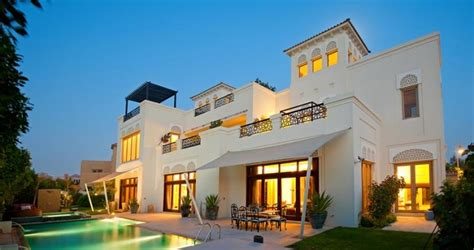 Luxury Villas In Dubai You Wish You Stayed In