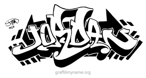 coloring pages of the name jordan drawn graffiti name pencil and in color drawn graffiti name