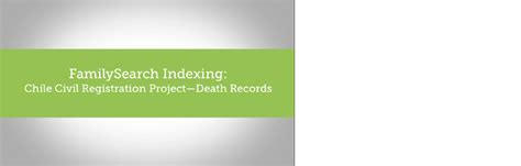 Guatemala Birth Records Indexing Resources