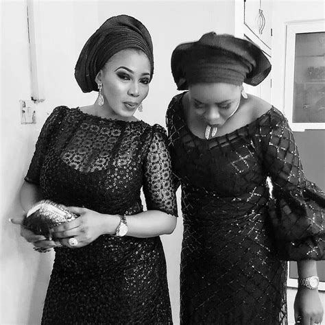 iro and blouse aso ebi styles check out beautiful black lace aso ebi styles iro and